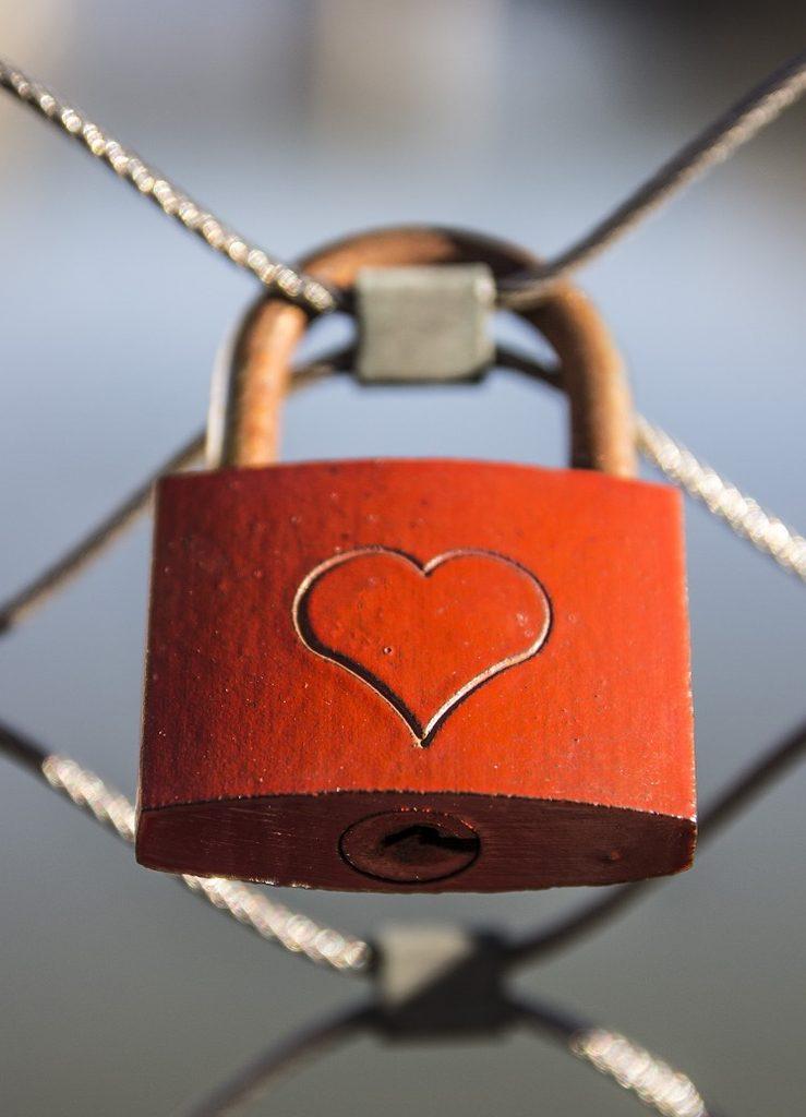 Ljubosumje v predelu srca