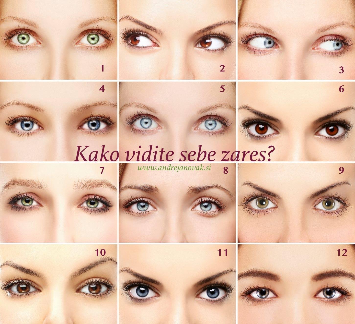 oči so ogledalo duše