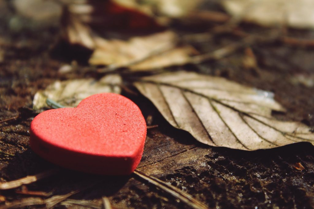sprememba v srcu