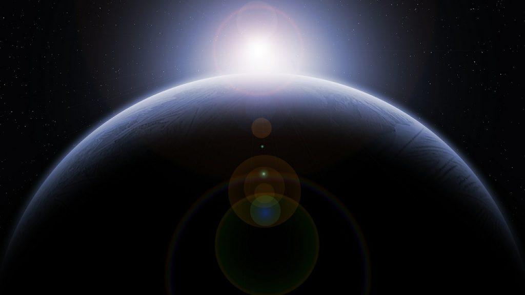 planet zemlja in ljubezen