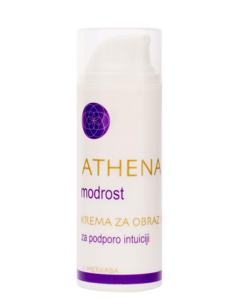 Naravna krema Athena