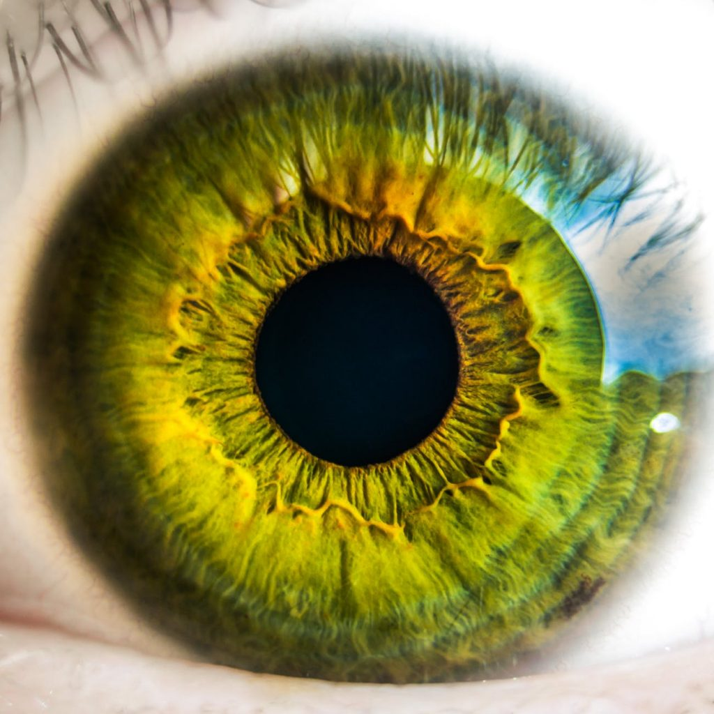 odpiranje tretjega očesa